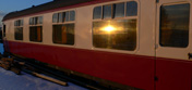 Your holiday in a Railway Carriage